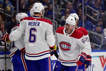Canadien-Blues: Drouin, la constance et les points