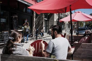 Plan de déconfinement  Valérie Plante tient à ses terrasses au début de juin)