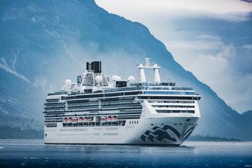 Jusqu'à novembre2021 Princess Cruises annule certaines croisières)