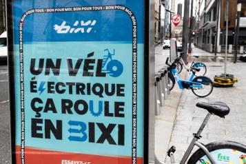 Vélos électriques Les nouveaux tarifs de BIXIfreinent des utilisateurs )