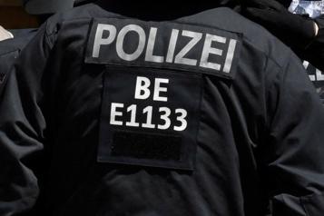 Allemagne Arrestation d'un espion russe présumé)