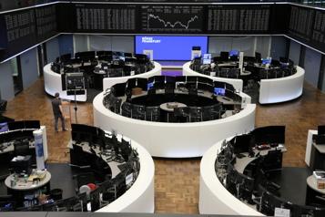Les Bourses européennes terminent en ordre dispersé)