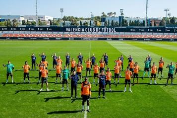 La Ligue espagnole n'a trouvé aucune preuve d'insulte raciste)