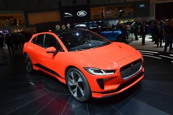 Les Jaguar vont devenir 100% électriques à partir de 2025)