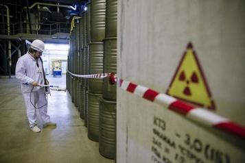 Une hausse faible de radioactivité d'origine humaine relevée en Europe du Nord)