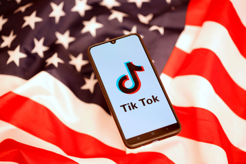 Discussions entre Twitter et TikTok sur un possible regroupement)