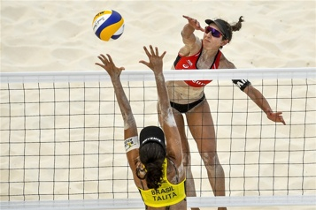 Volleyball Les Ontariennes Pavan et Humana-Paredes battues en finale au Mexique)
