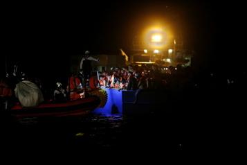 Plus de 400migrants secourus dans la Méditerranée)