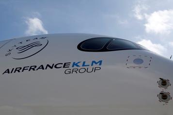 Lourde perte pour AirFrance-KLM)