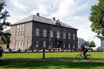 L'Islande secouée par un fort séisme)