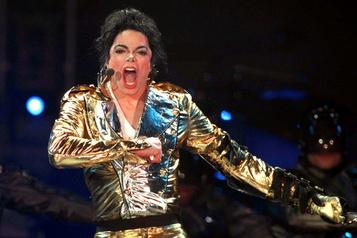 Report d'une comédie musicale sur Michael Jackson)
