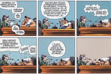 Bande dessinée: ce que La Presse en pense