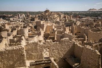 La citadelle de Shali rénovée au profit de l'écotourisme)