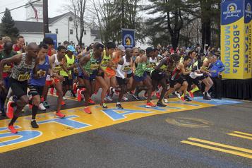 Le marathon de Boston est reporté «au plus tôt à l'automne2021»)