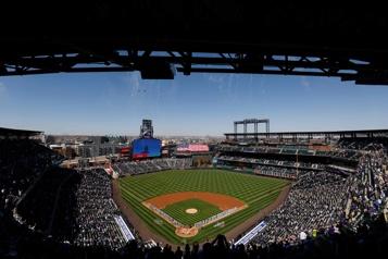 Le match des étoiles de la MLB aura finalement lieu à Denver)