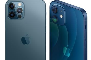 iPhone12 et iPhone12 Pro S'améliorer à petites touches)