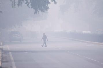 La pollution extrême persiste sur le nord de l'Inde