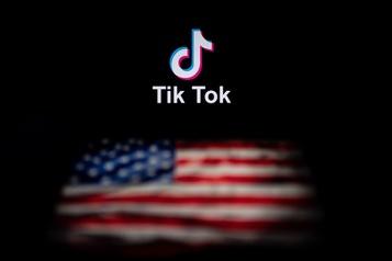 États-Unis Les téléchargements de TikTok interdits à partir de dimanche soir)