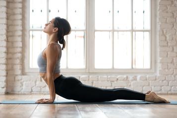 L'effet apaisant du yoga
