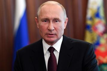 Poutine veut rester au pouvoir «à vie» selon Washington)