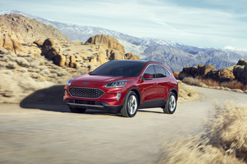 Ford Escape hybride : comment rendre le VUS socialement plus acceptable)