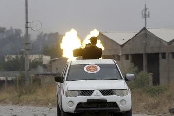 Erdogan confirme la présence en Libye de combattants syriens payés par la Turquie