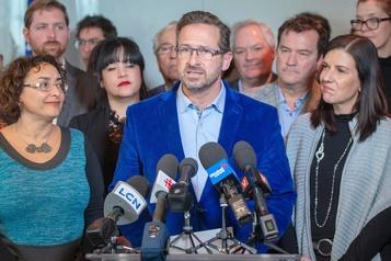 Le chef du Bloc québécois dévoile ses priorités pour la rentrée parlementaire