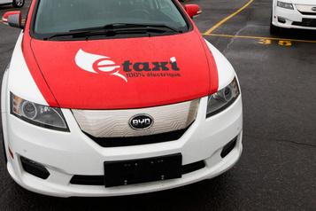 E-Taxi: 2000taxis électriques chinois enroute vers Montréal