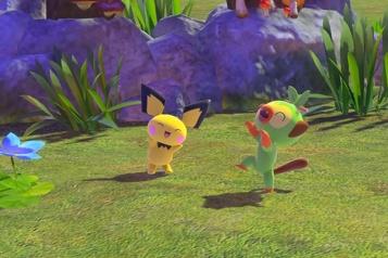 New Pokémon Snap Pour le paparazzi en vous ★★★)