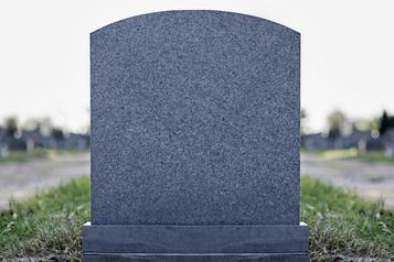 Dix choses à savoir pour magasiner une pierre tombale