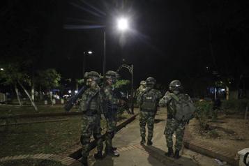 Venezuela Le gouvernement dénonce «l'enlèvement» de soldats par un groupe armé colombien)