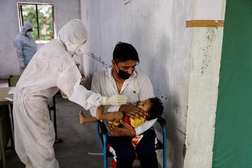 COVID-19: les décès d'enfants très rares, confirme une étude européenne)