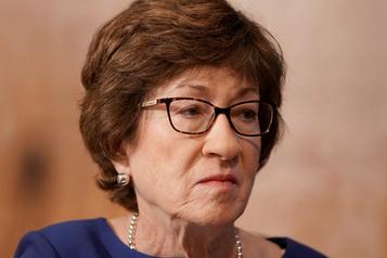 Nomination d'un juge à la Cour suprême Pas de vote avant la présidentielle, plaide une sénatrice républicaine)