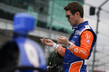 IndyCar Scott Dixon pour un septième sacre record)