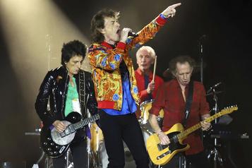 Les Rolling Stones menacent de poursuivre Trump)