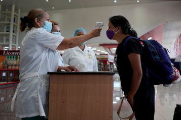 COVID-19 Cuba administrera son propre vaccin au début de 2021)
