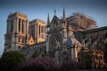 La reconstruction de Notre-Dame de Paris pourra s'amorcer en 2022)