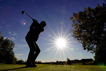 Golf et tennis: c'est reparti!)