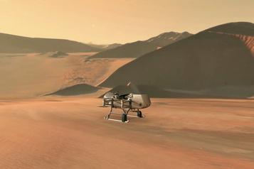 La vie sur Titan
