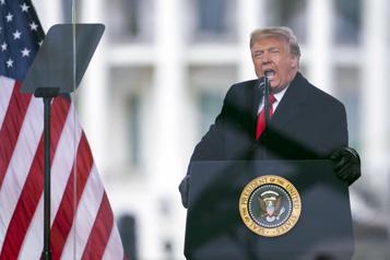 Assaut du Capitole Donald Trump fait appel à la justice pour garder des documents secrets