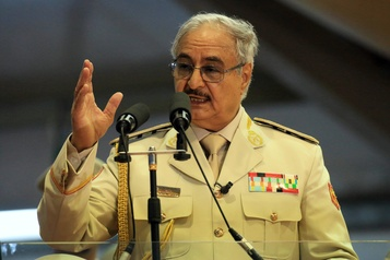 Libye: Haftar annonce une nouvelle «bataille décisive» pour s'emparer de Tripoli