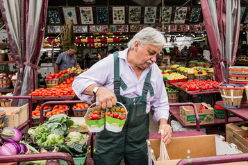 Des maraîchers du marché Jean-Talon setournent verslestribunaux