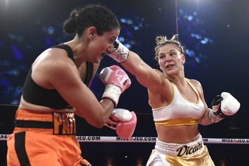 La Presse au Mexique Les offres périlleuses abondent pour les boxeuses mexicaines)