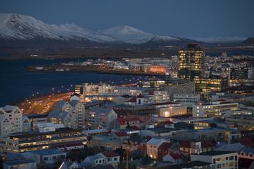 Islande: important séisme près de Reykjavik)
