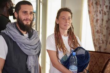 Édith Blais recouvre la liberté après 15mois de captivité