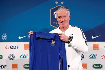 Didier Deschamps reconduit à la tête des Bleus