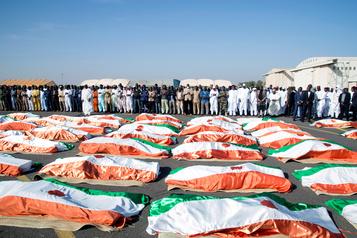 Le Niger en deuil rend hommage à ses soldats tués