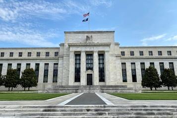 La Fed entame sa réunion monétaire)