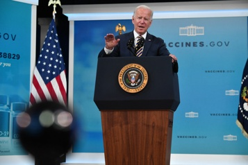 Joe Biden relève le plafond de la dette des États-Unis