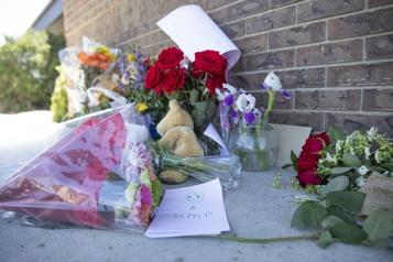 Regina Deux personnes accusées d'avoir tué un gendarme comparaissent)